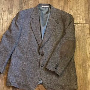 Stanford Wool dress coat, 48R.